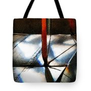 Light Across The Wings Tote Bag