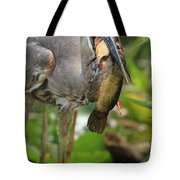 Light Afternoon Snack Tote Bag