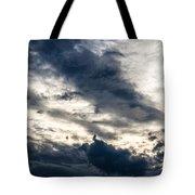 Light Among Shadows Tote Bag