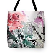 Light And Easy Tote Bag