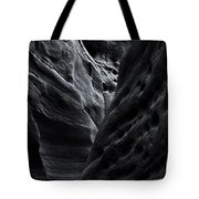 Light And Texture Tote Bag