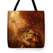 Light As A Feather 1 Tote Bag