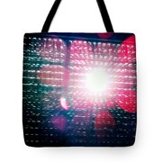 Light Beams Tote Bag