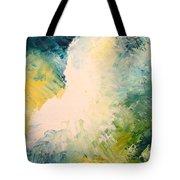 Light Becomes Life Tote Bag