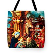 Light Birth Tote Bag