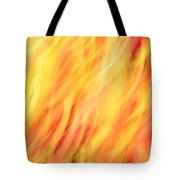 Light Branches Tote Bag