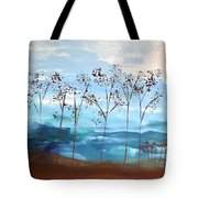 Light Breeze Tote Bag