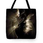 Light Dancers Tote Bag