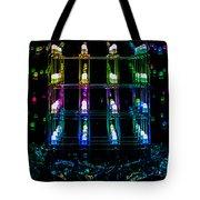 Light Emitting Diodes Tote Bag