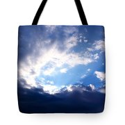 Light IIi Tote Bag