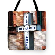 Light In The City Tote Bag