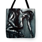 Light In The Darkness Tote Bag
