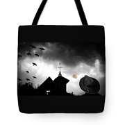 Light In The Window Tote Bag by Bob Orsillo
