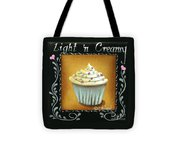 Light 'n Creamy Tote Bag