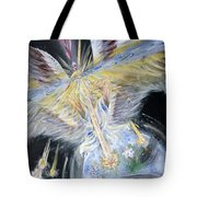 Light Of Awakening Tote Bag