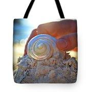 Light Of Creation Tote Bag