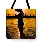 Light Of My Life Tote Bag