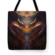 Light Of My Soul Tote Bag