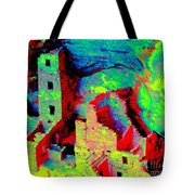 Light Of The Ancients Tote Bag