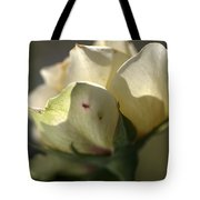 Light On My Face Tote Bag