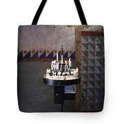 Light One Candle Tote Bag