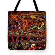 Light Painting 1 Tote Bag by Delphimages Photo Creations