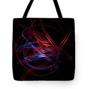 Light Painting 1 Tote Bag
