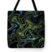 Light Painting 4 Tote Bag by Delphimages Photo Creations