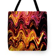 Light Painting 5 Tote Bag by Delphimages Photo Creations