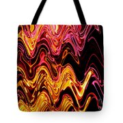 Light Painting 5 Tote Bag
