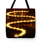 Light Path Tote Bag