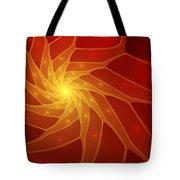 Light Power Tote Bag