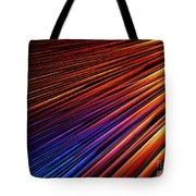 Light Rays Tote Bag by Kim Sy Ok