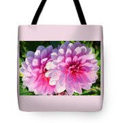 Light Shine Tote Bag