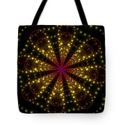 Light Show Abstract 3 Tote Bag