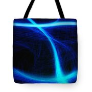 Light Show Abstract 5 Tote Bag