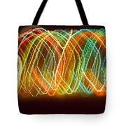 Light Show I Tote Bag