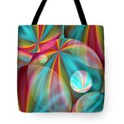 Light Spectrum 2 Tote Bag