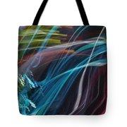 Light Strands Tote Bag