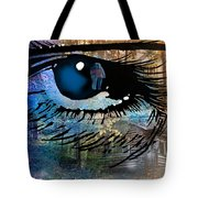 Light The Corners Of My Mind Tote Bag