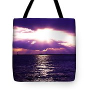 Light Therapy Tote Bag