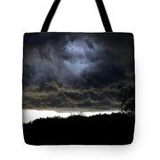 Light Through The Storm Tote Bag