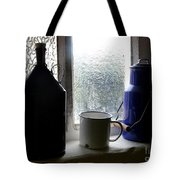 Light Through The Window Tote Bag