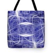 Light Trails 1 Tote Bag