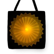 Light Wheel Tote Bag
