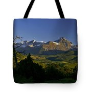 Light Will Change Tote Bag