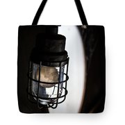 Lighted Way Tote Bag