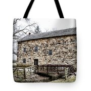 Lightfoot Mill At Anselma Chester County Tote Bag