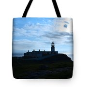 Lighthouse At Neist Point Tote Bag