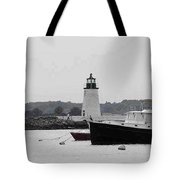 Lighthouse Calming Effect Tote Bag